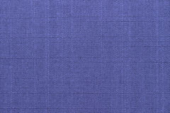 Pattern of blue fabric Royalty Free Stock Images