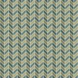 Pattern_Blue-Green en arête de poisson Illustration Libre de Droits