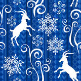 Pattern blue Royalty Free Stock Photography