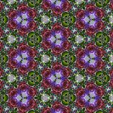 Pattern blue roses Kaleidoscope spring Pattern. Pattern blue roses Kaleidoscope Pattern Stock Photo