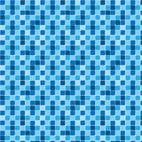 Pattern blue tiles texture Royalty Free Stock Images