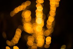 Blurred of light background Stock Photography