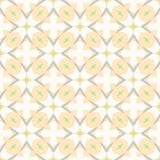 Pattern with bold geometric shapes in 1970s style Stock Images