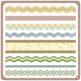 Pattern Border Royalty Free Stock Image