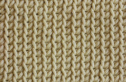 Pattern of braided rope texture Stock Photography