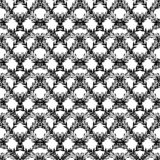 Pattern with branches vector illustration