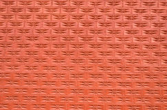 The pattern on the brick floor Royalty Free Stock Photos