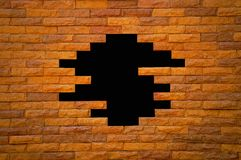 Pattern brick wall Stock Photography