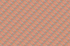 Pattern brick wall background stone abstract brown diagonal background row of rectangles lots of endless row base urban stock illustration