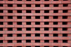 Pattern: Brick wall Royalty Free Stock Photo