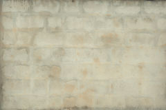 Pattern Brick Wall Surfaced for text and background Stock Image