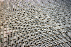 Pattern of bricks. Stock Photography