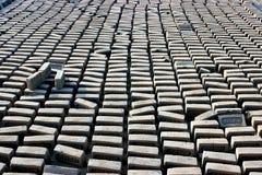 Pattern of bricks. Stock Images
