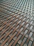 Artificial rattan texture royalty free stock photos