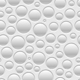 Pattern bubbles Royalty Free Stock Image