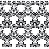 Pattern butterfly 1 Royalty Free Stock Image