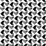Pattern-bw-0008 Imagem de Stock Royalty Free