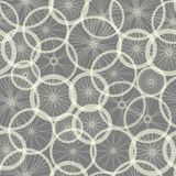 Pattern of bycicles wheels. stock illustration