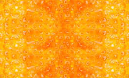 Pattern of caviar. Royalty Free Stock Images
