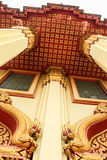 Pattern of ceiling Royalty Free Stock Photography