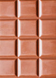Pattern of chocolate bars Stock Photography