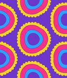 Pattern circle Stock Image