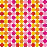 Pattern_circles Royalty Free Stock Photos