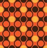 Pattern of circles Stock Photo