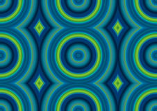 Pattern of circles. Abstract circles pattern on background royalty free stock photography