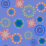 Pattern circles Royalty Free Stock Images