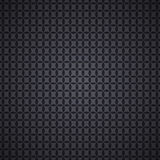Pattern with circles. Dark background illuminated in the center and texture with geometric patterns of circles Royalty Free Stock Photos