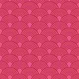 Pattern of circles Royalty Free Stock Images