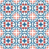 Pattern classic old european victorian style royalty free stock images