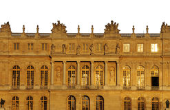 Pattern of Classical  building Royalty Free Stock Photos