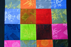 Pattern cloth Stock Image