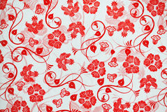 Pattern cloth background Stock Image