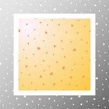 Pattern-004 - coeur-points dynamiques Photographie stock