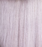 Pattern of a cold blonde hair Stock Photo