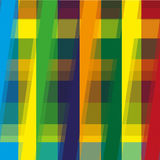 Pattern color bars Royalty Free Stock Images