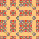 Pattern color element. Pattern with a repeating color element Royalty Free Stock Image