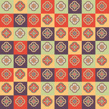 Pattern color element. Pattern with a repeating color element Royalty Free Stock Photography