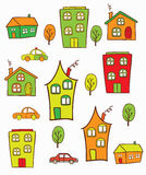 The pattern Royalty Free Stock Images