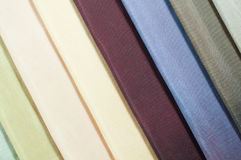 Pattern of colorful fabric image Royalty Free Stock Photo