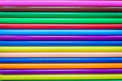 Pattern colour pencils background. Pattern colour pencils texture and background Stock Image