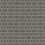 Pattern from concrete bricks Royalty Free Stock Photos