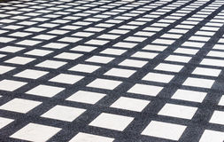Pattern concrete floor Royalty Free Stock Photos