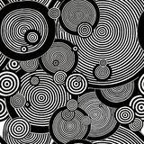 African hand-drawn ethno pattern, tribal background. It can be used for wallpaper, web page and others.  Vector illustration. African hand-drawn ethno pattern stock illustration