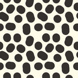 Pattern cow spots Stock Photography