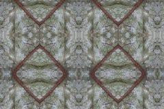 Pattern Create Dry Leaf Stock Photo