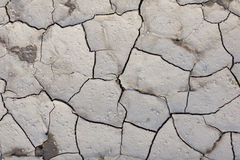Pattern created from a photo cracked earth. Dry weather, drought. Royalty Free Stock Photos